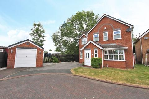 4 bedroom detached house for sale - Benjamin Fold, Ashton-in-Makerfield,Wigan, WN4 8DN