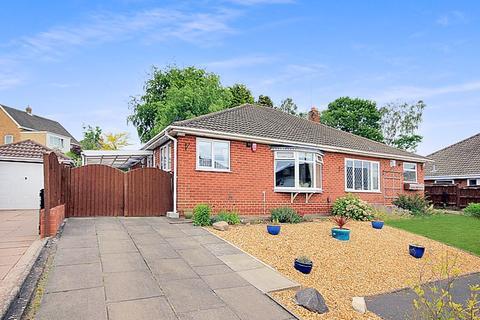 2 bedroom semi-detached bungalow for sale - Churchill Avenue, Trentham