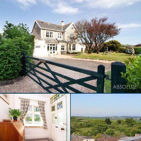 5 bedroom detached house for sale - Churscombe Road, Paignton