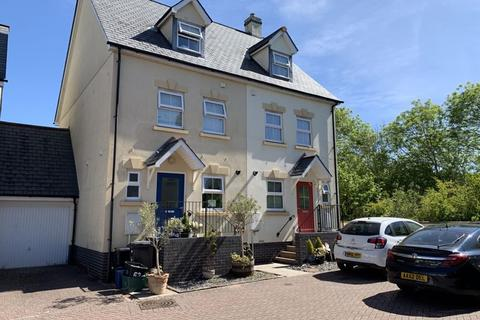 3 bedroom semi-detached house for sale - Millstream Meadow, Chudleigh