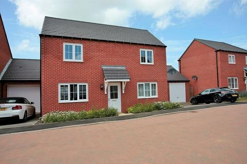 3 bedroom detached house for sale - 13 Yarrow Road, Bodicote