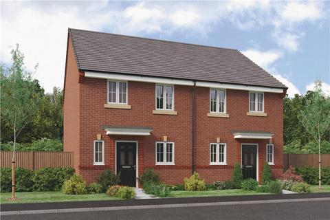 3 bedroom semi-detached house for sale - Plot 188, The Hawthorne at Westburn Village, Victoria Road West NE31