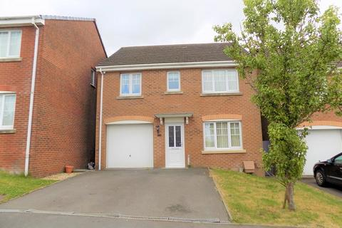4 bedroom detached house for sale - Glyn Garfield Close, Neath, Neath Port Talbot. SA11 2JR