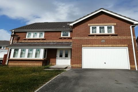 4 bedroom detached house to rent - Harding close, Loughor, Swansea