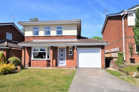 4 bedroom detached house for sale - Larkfields, Kidsgrove, Stoke-On-Trent.