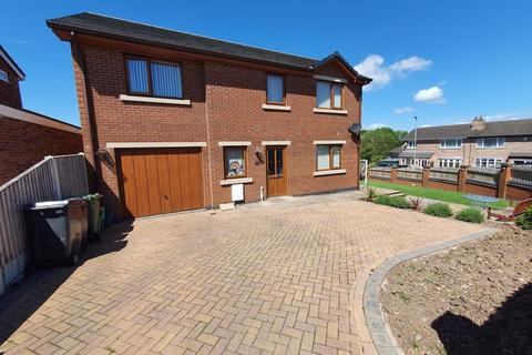 4 bedroom semi-detached house for sale - Chesterholm, Carlisle