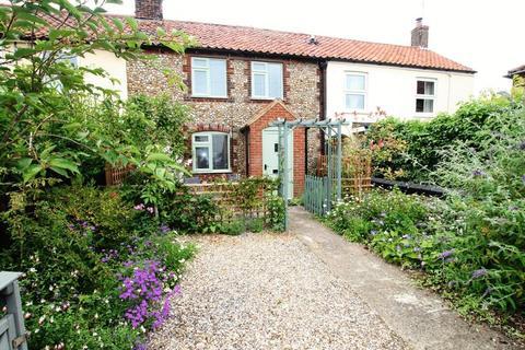 2 bedroom terraced house for sale - Back Street, Fakenham