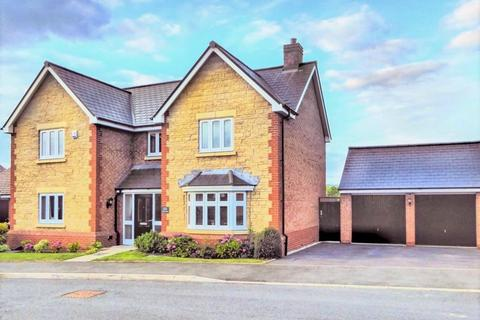 4 bedroom detached house for sale - Fallow Field, Honeybourne, Evesham, WR11 7TE