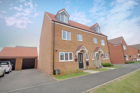 4 bedroom semi-detached house for sale - Bellona Drive, CARDEA/STANGROUND, Peterborough