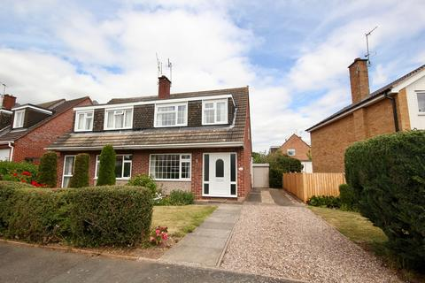 3 bedroom semi-detached house for sale - Monarch Drive, St. Johns, Worcester, WR2