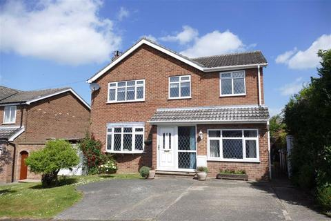 5 bedroom detached house for sale - Hill Rise Drive, Market Weighton