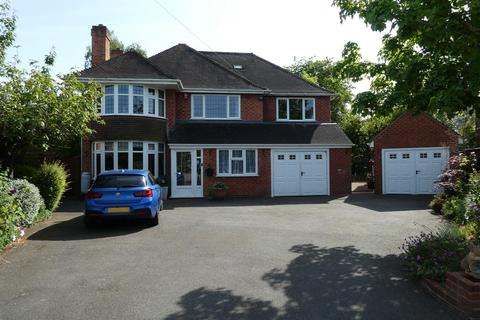 4 bedroom detached house for sale - Milverton Road, Knowle, Solihull. B93 0HX