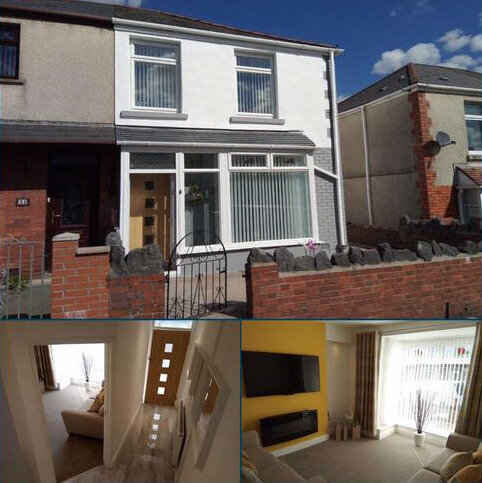 3 bedroom semi-detached house for sale - Walters Street, Manselton, Swansea