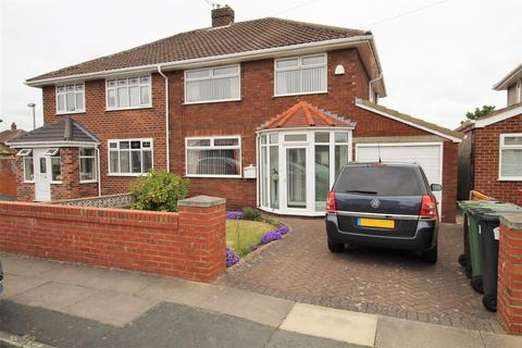 3 bedroom semi-detached house for sale - Shrewsbury Avenue, Old Roan, Liverpool