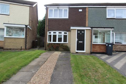 2 bedroom semi-detached house to rent - Aylesford Drive, Marston Green