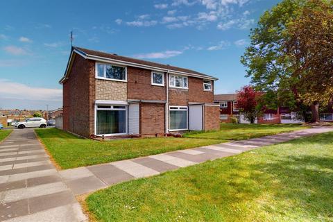 2 bedroom semi-detached house for sale - Chesterhill, Cramlington