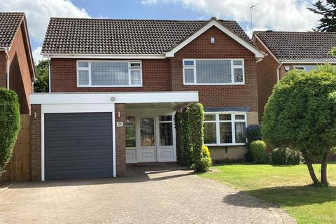 4 bedroom detached house for sale - Stoneleigh Road, Solihull