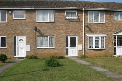 3 bedroom terraced house to rent - Reynard Way, Kingsthorpe, Northampton