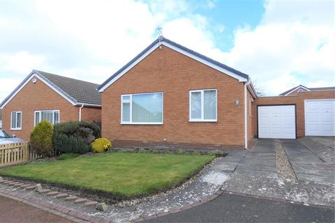 2 bedroom semi-detached bungalow for sale - Orchard Close, Morpeth