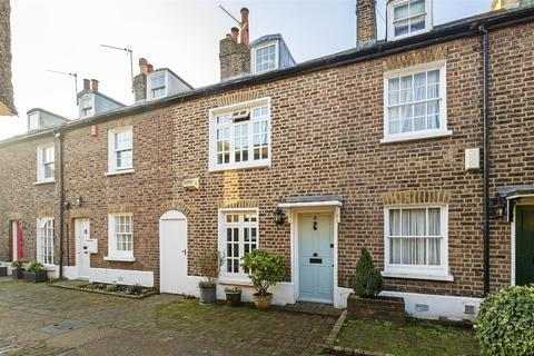 3 bedroom terraced house for sale - Walnut Tree Cottages, Wimbledon Village