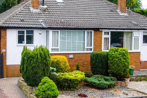 3 bedroom semi-detached bungalow for sale - Moseley Wood Gardens, Cookridge