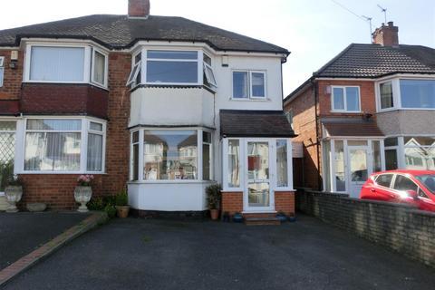 3 bedroom semi-detached house for sale - Derron Avenue, South Yardley, Birmingham