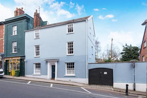 5 bedroom semi-detached house for sale - St. Davids Hill, Exeter