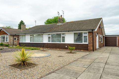 2 bedroom semi-detached bungalow for sale - Huntsmans Walk, Acomb, York
