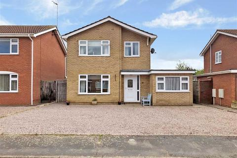 4 bedroom detached house for sale - Mansell Close, Spalding