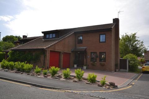 4 bedroom detached house for sale - Hudson Close, Old Hall, Warrington