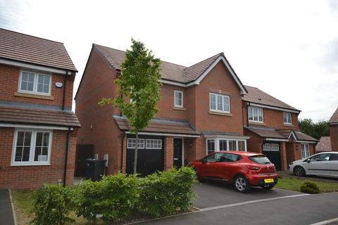 4 bedroom detached house for sale - Partisan Green, Westbrook, Warrington