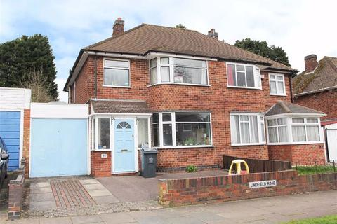 3 bedroom semi-detached house for sale - Lindfield Road, Western Park, Leicester