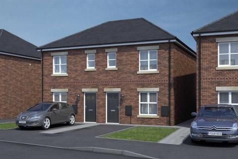 3 bedroom semi-detached house for sale - PLOT 50 Lemon Tree Grove, Urmston