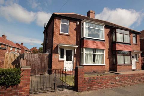 3 bedroom semi-detached house for sale - McNamara Road, Wallsend, NE28