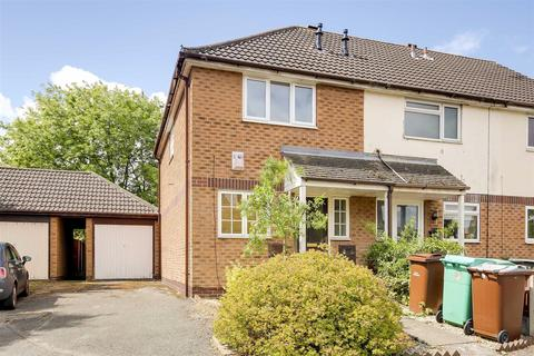 2 bedroom semi-detached house for sale - Browns Croft, Basford, Nottinghamshire, NG6 0QW