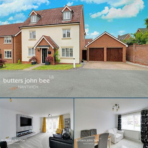 5 bedroom detached house for sale - Chadwell Court, Wychwood Village