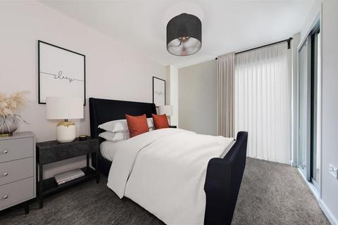 1 bedroom apartment - Plot 386, Hanworth Apartments at High Street Quarter, High Street, Hounslow, HOUNSLOW TW3