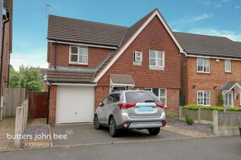 4 bedroom detached house for sale - Woodpecker Drive, Stoke-On-Trent