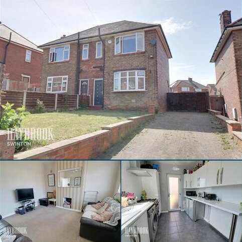 2 bedroom semi-detached house for sale - Cemetery Road, Wath-upon-Dearne