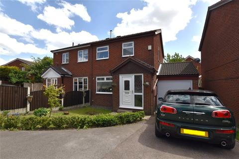 3 bedroom semi-detached house for sale - Bishop Way, Tingley, Wakefield, West Yorkshire
