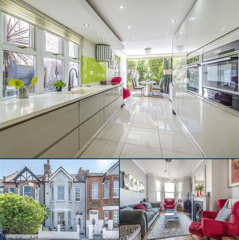 4 bedroom terraced house for sale - Brockley Grove, Brockley