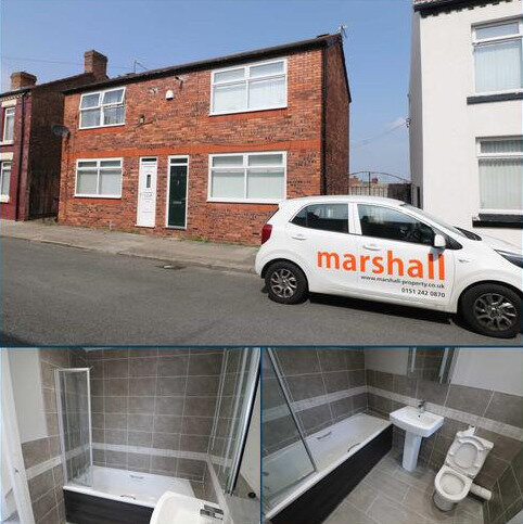 2 bedroom semi-detached house to rent - Sedley Street, Liverpool