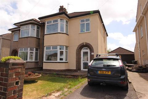3 bedroom semi-detached house to rent - Badminton Road, Downend, Bristol, BS16 6ND