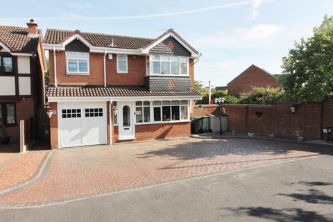 4 bedroom detached house for sale - Lochalsh Grove, Willenhall