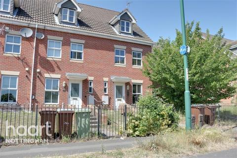 3 bedroom terraced house to rent - Williamson Row, NG5