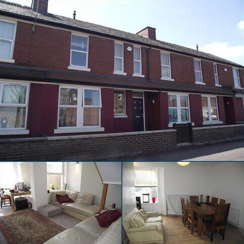 5 bedroom terraced house to rent - Great Southern Street, Manchester, M14 4EZ