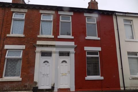 2 bedroom terraced house to rent - 33 Bedford road , Blackpool FY1 2QS