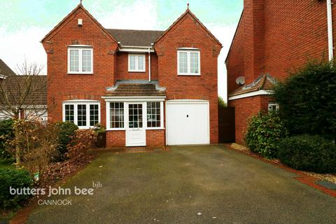 4 bedroom detached house for sale - Ashmole Avenue, BURNTWOOD