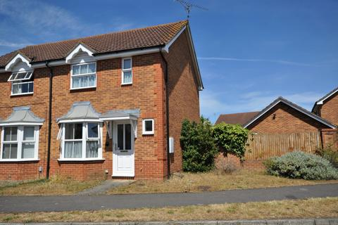 2 bedroom semi-detached house for sale - Donaldson Way, Woodley, Reading, RG5 4XL