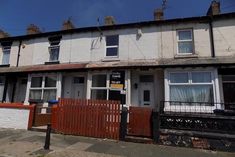 2 bedroom terraced house to rent - 33 Wall Street , Blackpool  FY1 2EG